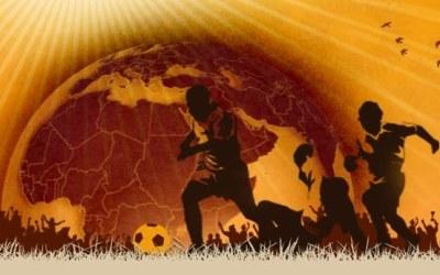 2010 FIFA World Cup South Africa - motyw graficzny /Informacja prasowa