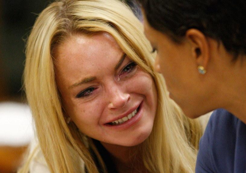 2010 roku Lohan została skazana prawomocnym wyrokiem na 90 dni więzienia za złamanie wcześniejszych postanowień sądów mających ją zmusić do leczenia oraz zakazu prowadzenia pojazdów /David McNew /Getty Images