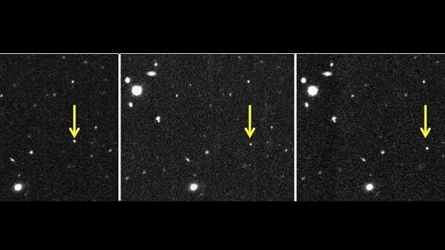 2012 VP113 to najdalsze znane nam ciało niebieskie w Układzie Słonecznym /materiały prasowe