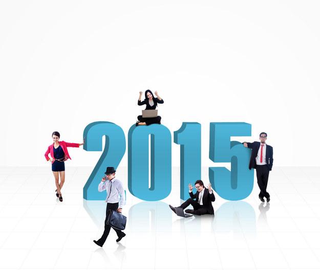 2015 był dobry dla rynku pracy /123RF/PICSEL