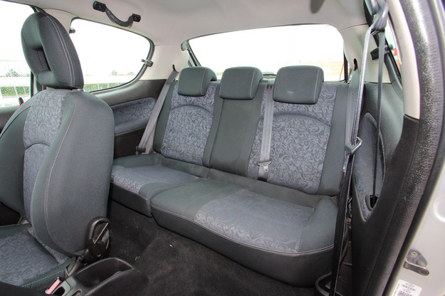 206 fotele /Motor