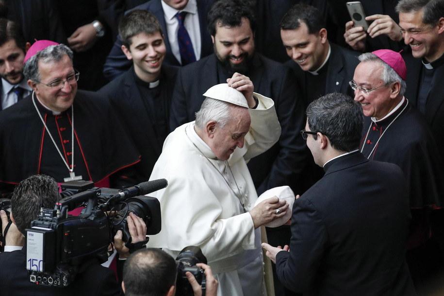 21.02  w Watykanie rozpoczyna się historyczny szczyt /GIUSEPPE LAMI /PAP