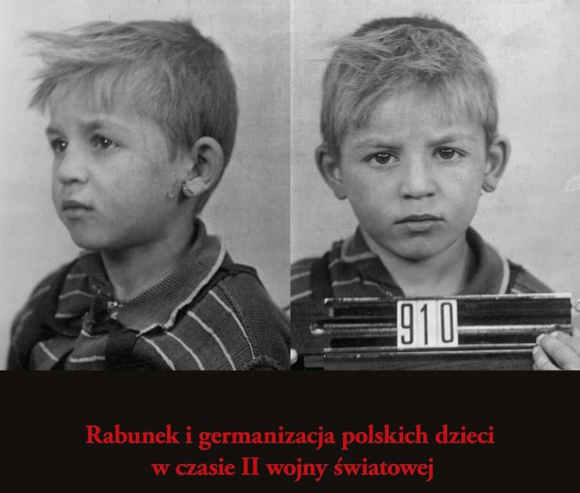 """21-22 listopada odbędzie się w Krakowie konferencja naukowa """"Rabunek i germanizacja polskich dzieci w czasie II wojny światowej"""" /INTERIA.PL"""