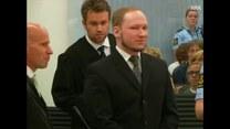 21 lat więzienia dla Andersa Breivika