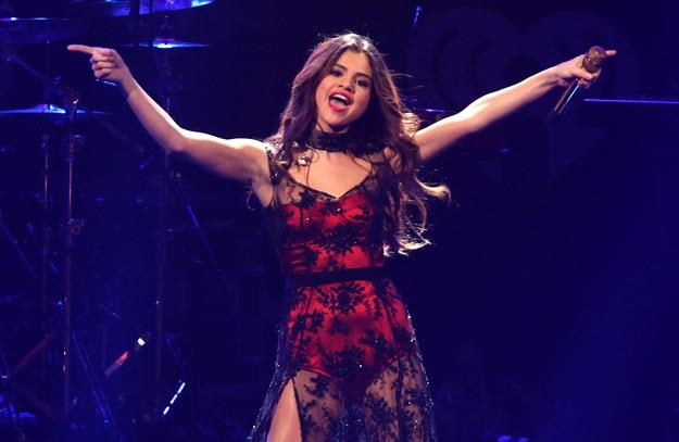 21-letnia Selena Gomez nadużywa alkoholu (fot. Taylor Hill) /Getty Images/Flash Press Media