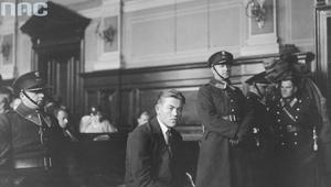 21 października 1933 r. Ukraiński nacjonalista zabija sowieckiego szpiega
