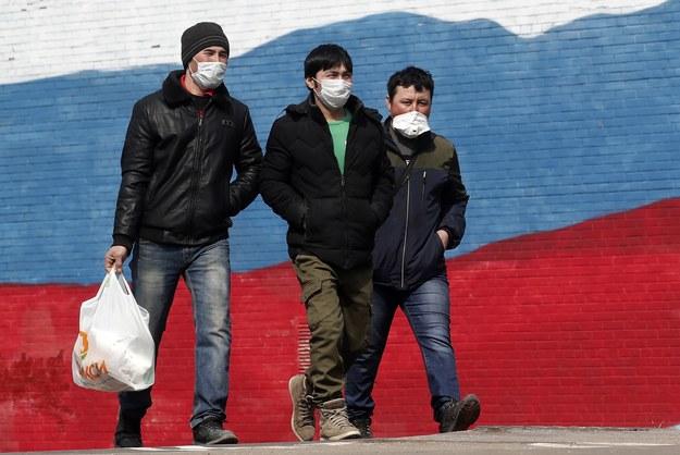 """21 tys. przypadków koronawirusa w Rosji. """"Napięta"""" sytuacja w Moskwie"""