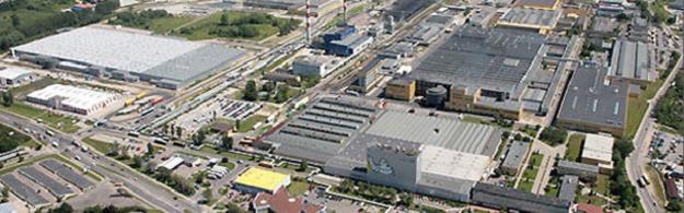 210 mln zł ma kosztować budowa ciepłowni gazowej i gazociągu w fabryce Michelin /Informacja prasowa
