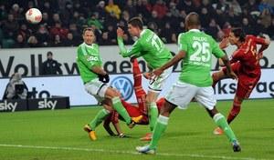 22. kolejka Bundesligi: VfL Wolfsburg - Bayern Monachium 0-2