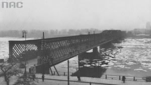 22 listopada 1864 r. W Warszawie ukończono budowę Mostu Kierbedzia