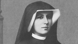 """22 lutego 1931 r. Objawienie siostry Faustyny: """"Wymaluj obraz według rysunku…""""."""
