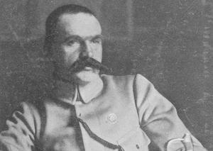 22 marca 1887 r. Aresztowanie Józefa Piłsudskiego przez carską policję