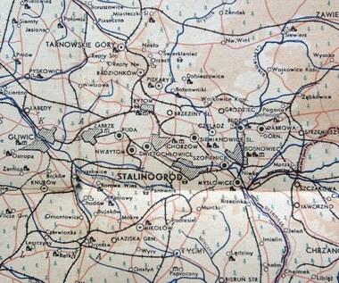 22 marca 1957 r. Katowice przestały być Stalinogrodem