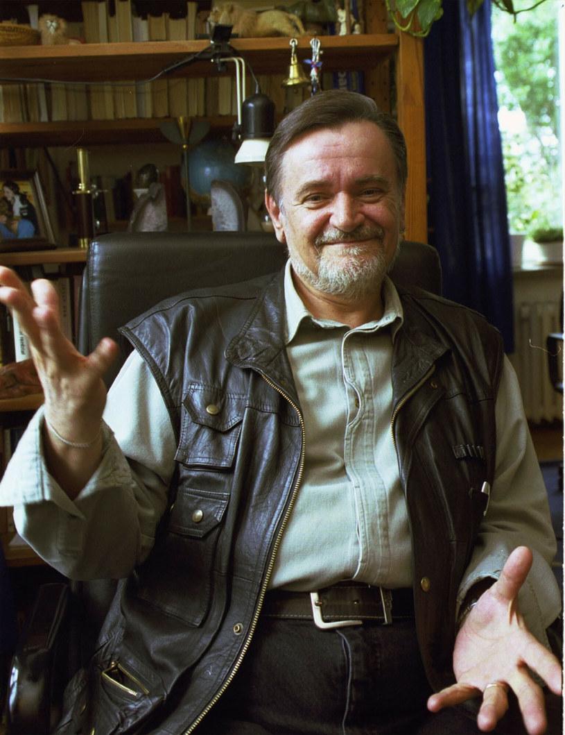 23.05.2001 Warszawa, Andrzej Samson /MARCIN SMULCZYNSKI/REPORTER /East News