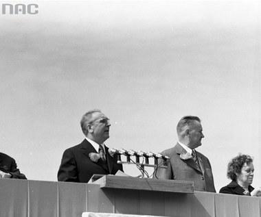 23 grudnia 1970 r. Piotr Jaroszewicz premierem PRL. Zastępuje Józefa Cyrankiewicza