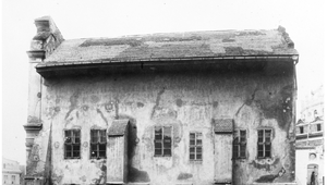 23 maja 1892 r. Wyburzono kościół Ducha Świętego w Krakowie