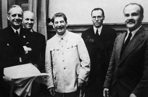 23 sierpnia 1939 r. Pakt Ribbentrop-Mołotow