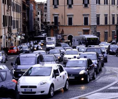 230 tysięcy starych diesli nie wjedzie do Rzymu!