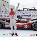 24 godziny Le Mans: Zwycięstwo ekipy Audi