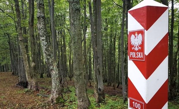 24-letni migrant zmarł w okolicach granicy z Białorusią