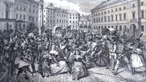 24 marca 1832 r. Polskie dzieci wcielone do carskiej armii