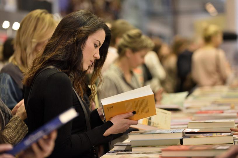 24. Międzynarodowe Targi Książki w Krakowie rozpoczęły się w czwartek 14 października i potrwają do niedzieli 17 października /123RF/PICSEL