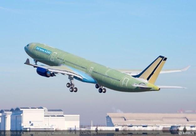 242-tonowy A330 /materiały prasowe