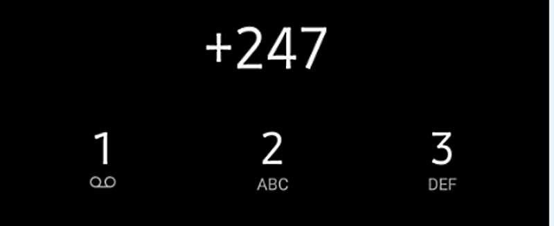 +247 - trzeba uważać, jeśli dzwonił do nas ktoś z takim kierunkowym /INTERIA.PL