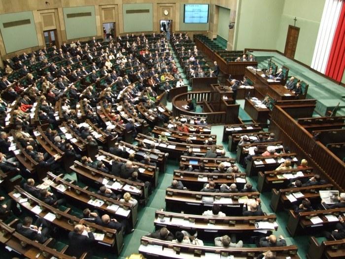 249 z 460 posłów złożyło oświadczenie majątkowe /RMF