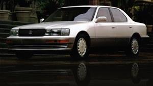 25 lat Lexusa