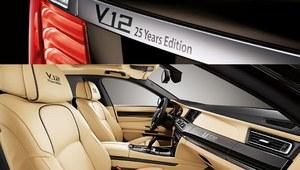 25 lat silników V12 firmy BMW