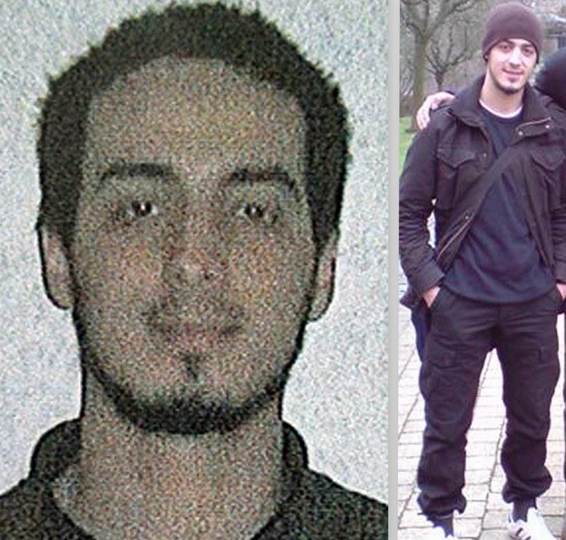 25-letni Nadżim Laszrawi /POLICE  /PAP/EPA