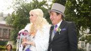 25 letnia modelka poślubia 82 latka
