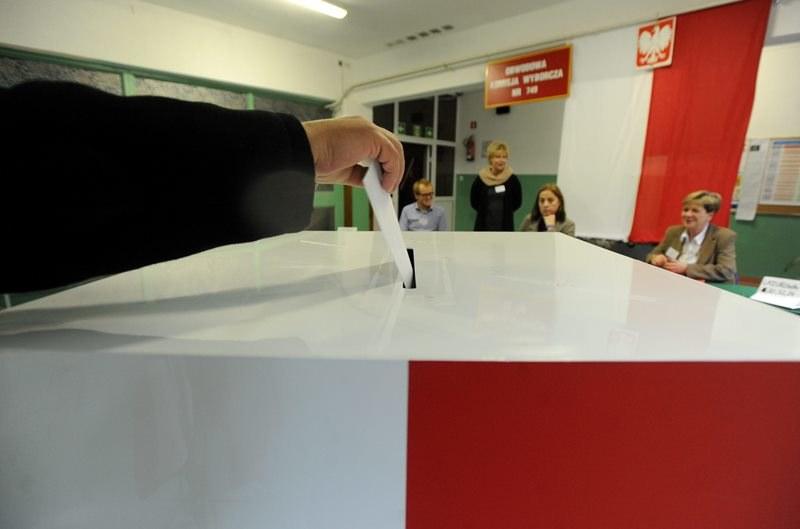 25 maja odbędą się wybory do europarlamentu /Bartłomiej Zborowski /PAP