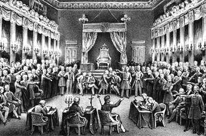 25 stycznia 1831 r. Sejm Królestwa Polskiego detronizuje Mikołaja I