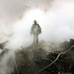 2500 ratowników z WTC dzisiaj choruje na nowotwory