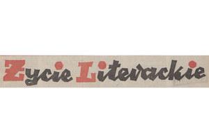 """26 czerwca 1983 r. """"Życie Literackie"""" o """"swobodzie wypowiedzi"""""""