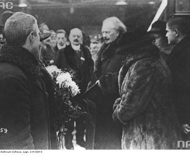 26 grudnia 1918 r. Ignacy Jan Paderewski przybywa do Poznania
