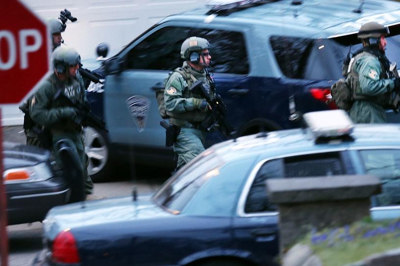 26-letni Tamerlan Carnajew zginął w czwartek w czasie obławy w Bostonie /AFP