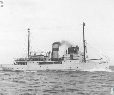 """26 lipca 1949 r. Zatonięcie statku """"Anna"""""""