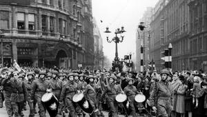 26 maja 1944 r. Brygada Spadochronowa pod brytyjskim dowództwem