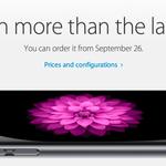 26 września druga tura sprzedaży iPhone'a 6 i 6 Plus. Kiedy w Polsce?