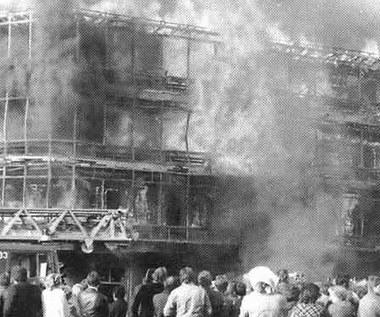 27 kwietnia 1981 r. 14 ofiar śmiertelnych pożaru szczecińskiej Kaskady