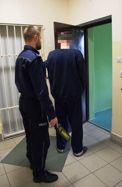27-latek trafił na trzy miesiące do aresztu /Policja