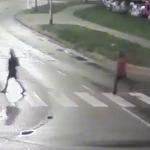 27-latek zmarł po ataku nożownika. Olsztyńska policja prosi o pomoc w ustaleniu sprawcy [WIDEO]