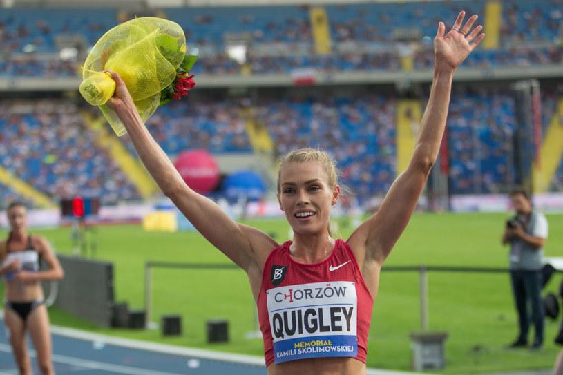 27-latka specjalizuje się w biegach średnio- i długodystansowych /Getty Images