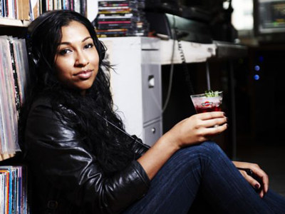 27- letnia piękność jest urodzoną w Toronto córką muzykalnej rodziny emigrantów z Gujany  /materiały prasowe
