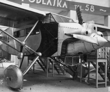 27 listopada 1923 r. Powstała Podlaska Wytwórnia Samolotów