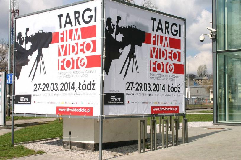 27 marca br., w łódzkim Expo rozpoczyna się XVII edycja Targów Sprzętu Fotograficznego, Filmowego, Audio i Video FILM VIDEO FOTO. /materiały prasowe