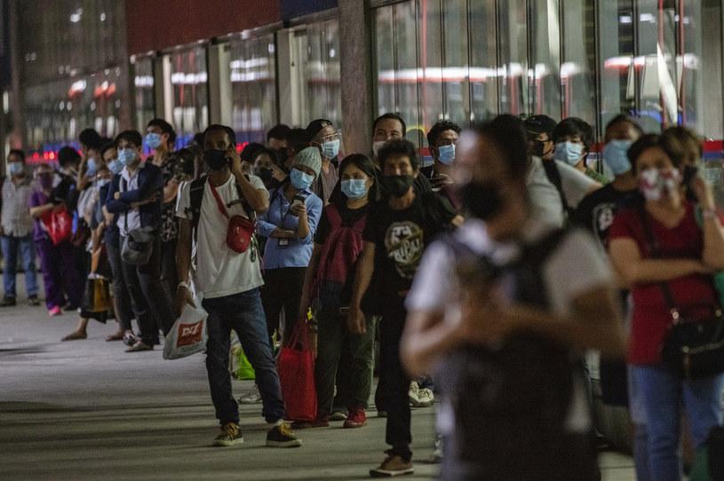 27-milionowa Manila przywraca ścisłą kwarantannę / Ezra Acayan /Getty Images
